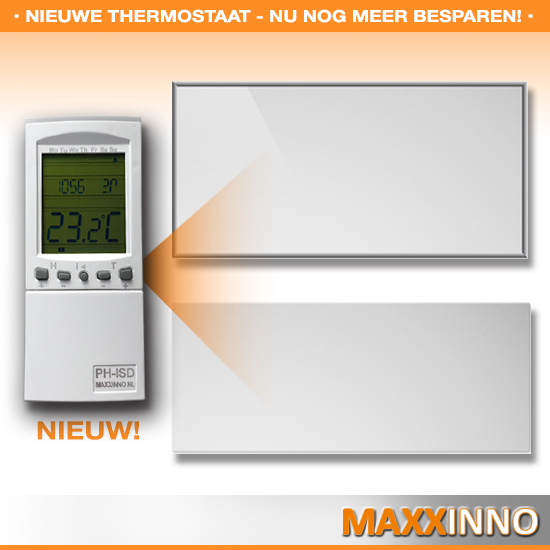 maxxinno thermostaat